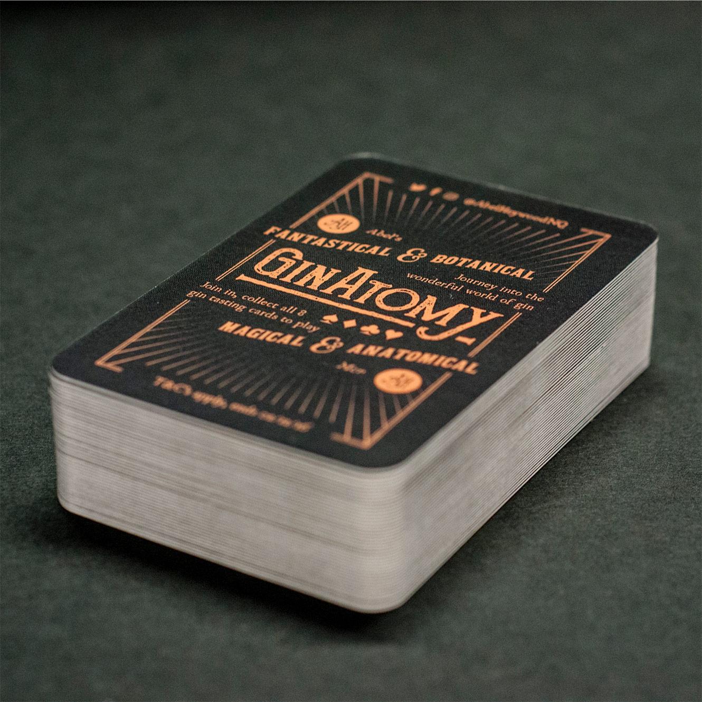 ginatomy cards